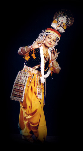 Different indian classical dance forms