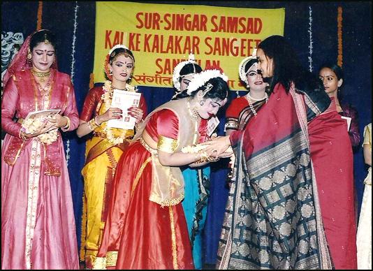 Meghamita Mitra - India / Kolkata, Kathak Dance in India / Kolkata