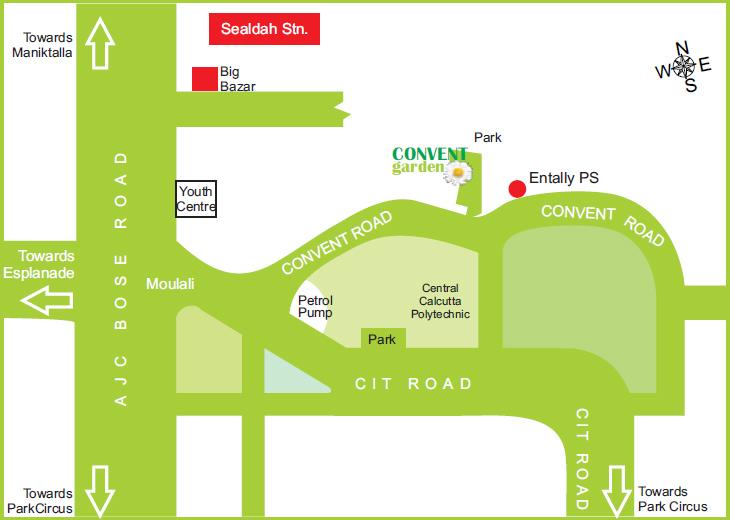 Kolay Properties Pvt Ltd Convenet Garden Convent