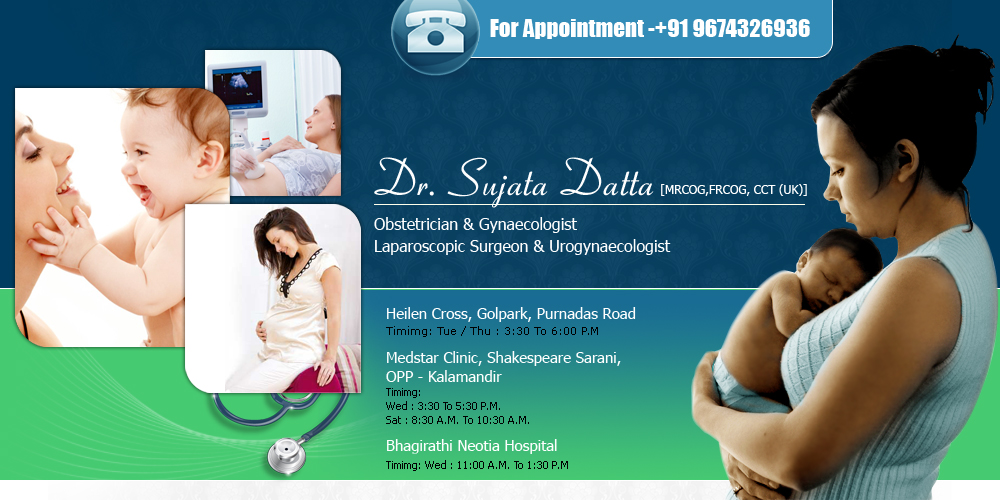 Dr  Sujata Datta :: Renowned Urogynecology Doctor - India