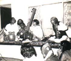 Purnima Chaudhuri - The Lyrical Tradition Of Thumri / La Tradition Lyrique Du Thumri - Purvi Ang