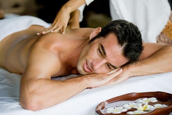 Как сделать массаж любимой жене