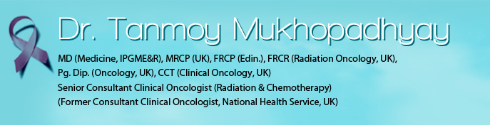 Dr Tanmoy Mukhopadhyay Radiation Oncologist India