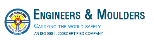 Soni Scaffolding Engineers & Moulders logo