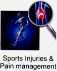Sports Injuries & Pain Management