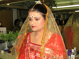 Bridal Makeup Kolkata